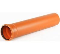 Труба канализационная наружная 110х2,7х2000 мм