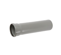 Труба с раструбом 110 х 1000
