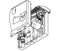 Комплект для подключения отопительного контура с энергоеффективним насосом 49-60 кВт