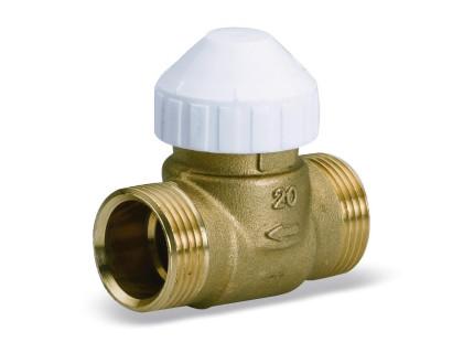 """WATTS 1"""" 2-ходовий клапан для фэн-койлов"""
