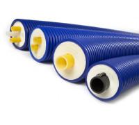 Трубопровод Microflex QUADRO 160/ 2x25 CH + 1x25 SAN + 1x20 SAN