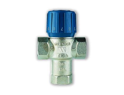 """Термостатический смесительный клапан Aquamix 3/4"""" (25-50) WATTS"""