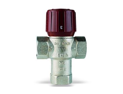 """Термостатический смесительный клапан Aquamix 3/4"""" (42-60) WATTS"""