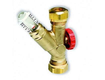 WattFlow балансировочный вентиль KVSR 2-16 л/мин