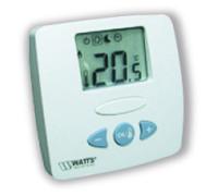 Электронный комнатный термостат WFHT-LSD + датчик