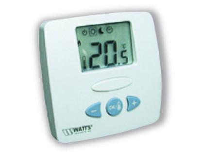 Электронный комнатный термостат WFHT-LSD + датчик WATTS