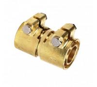 Соединительная муфта РЕХ-РЕХ для трубы Microflex 63/63 х 5,8